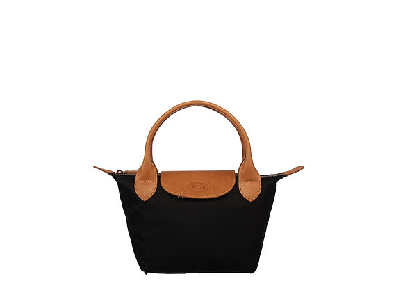 Essential Shopping Tote Bag (Small) -Black B3126