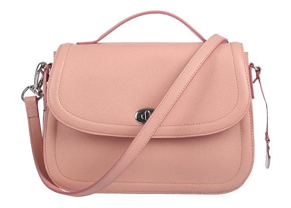 Turnlock Messenger A10335 (Light Pink)