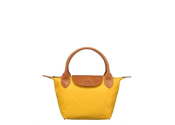 Essential Shopping Tote Bag (Small) -Yellow B3126