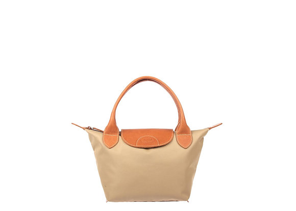 Essential Shopping Tote Bag (Small) -Beige B3126