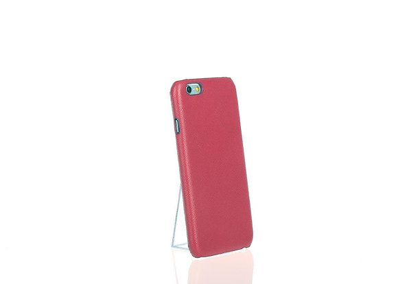 iPhone 6 smart phone case A10401(DK Fushia)