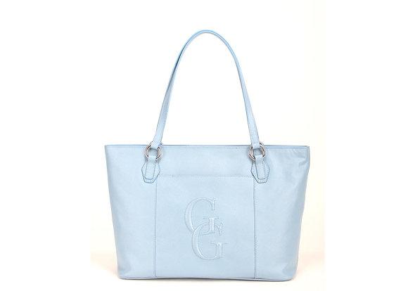 Shopping Bag (Light Baby Blue) A10247