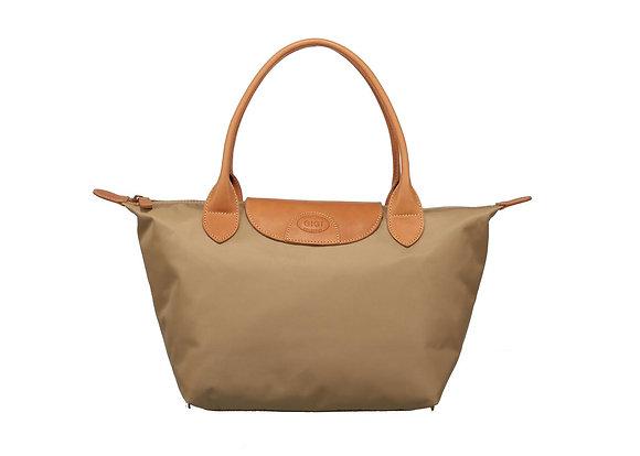 Essential Shopping Tote Bag (Medium) -Beige B3101