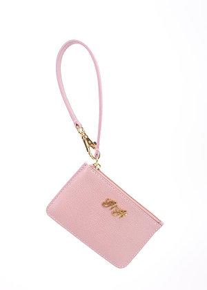 Wristlet Card Case Coin Purse (Lilac) W6779