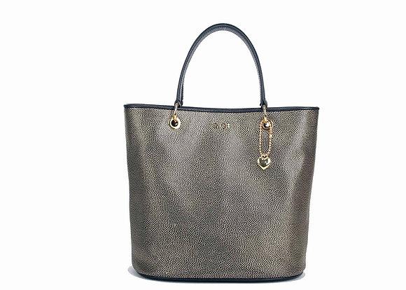 Bucket Bag (Black/Gold) A10420