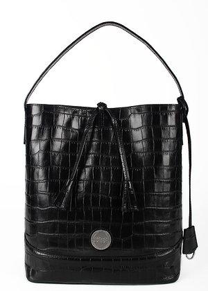 Shoulder Bag (Onxy Black) A10290 -1