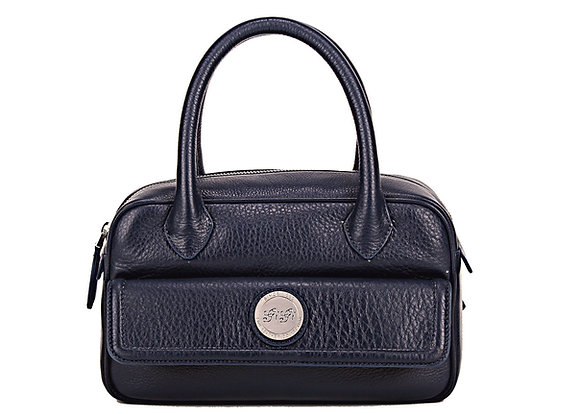 Mini Satchel A10336 (Ink Blue)