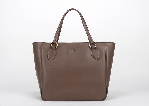 Shopping Bag (Taupe) A10215