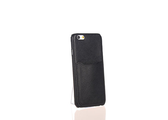 iPhone 6 phone case w/ slots A10405 (Black)