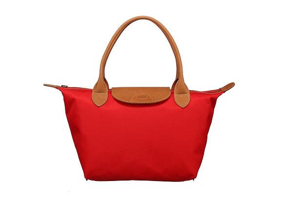 Essential Shopping Tote Bag (Medium) - Red B3101
