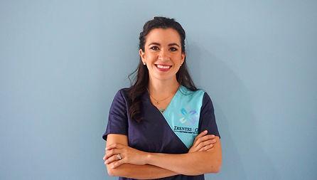 Dentista Alejandra Dorantes