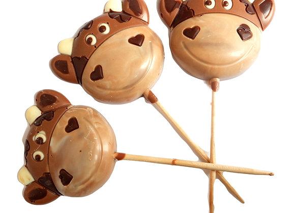 Jaučio šypsenos šokoladukas