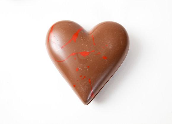 Šokoladinė širdis