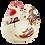 "Thumbnail: Šokoladinė vištytė ""Putlutė"""