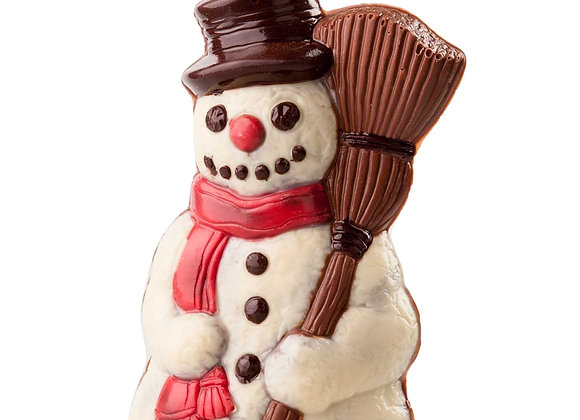 Didelis sniego senis
