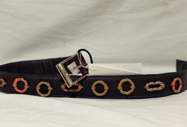 Cinturón Decorado - por Jimena Gasca