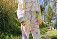 Conjunto Tie-Dye - por Natalia Carvajal