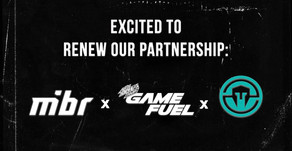 IGC ESPORTS RENEWS PARTNERSHIP WITH MTN DEW® AMP® GAME FUEL®
