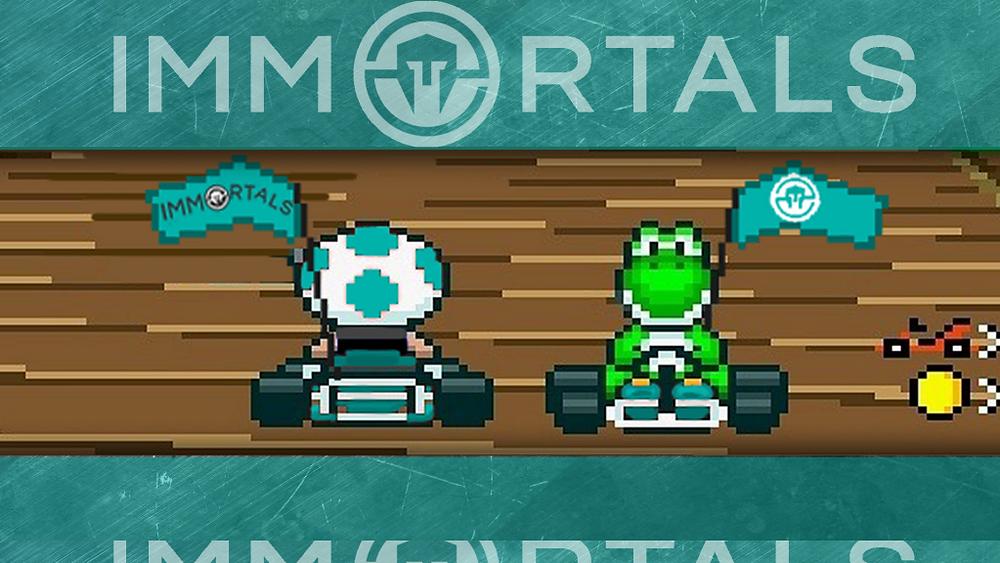 mario kart double dash roster