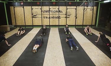 Crossfit et Yoga