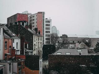 Paraît qu'il neige…