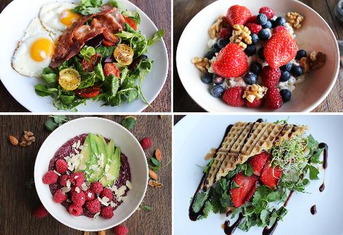 Ukemeny uke 10- frokoster