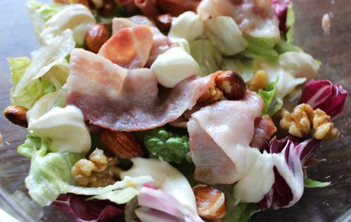 Bacon-salat