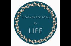 Conversations_for_life_logo_SM_whitebkgr
