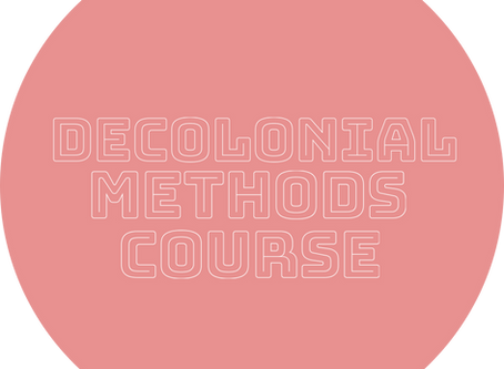 Decolonial Methods in TPC: FULL Undergrad Course