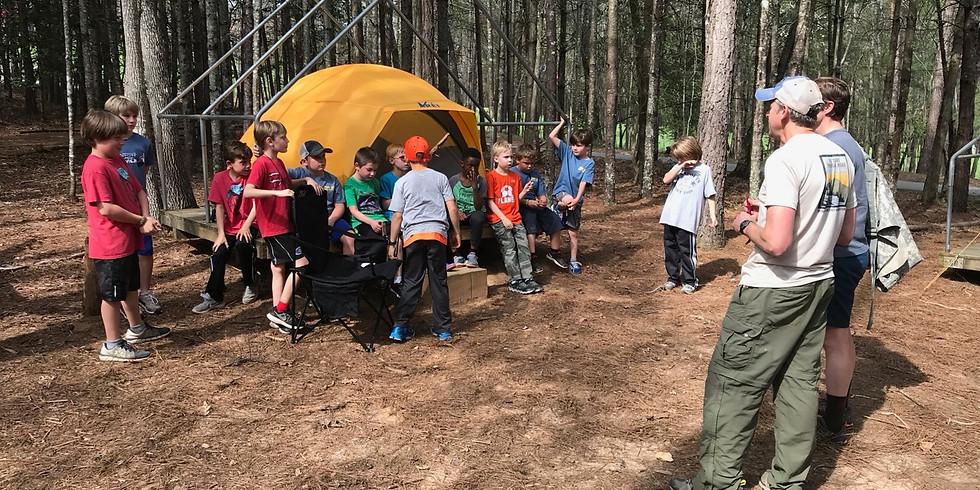 Bert Adams Overnight Weekend Camp