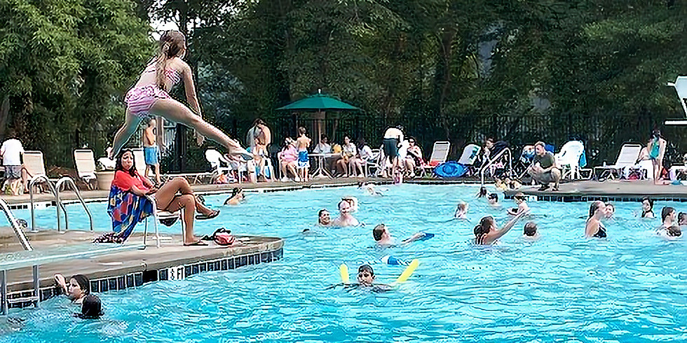Cub Scouts Welcome Back Pool Party
