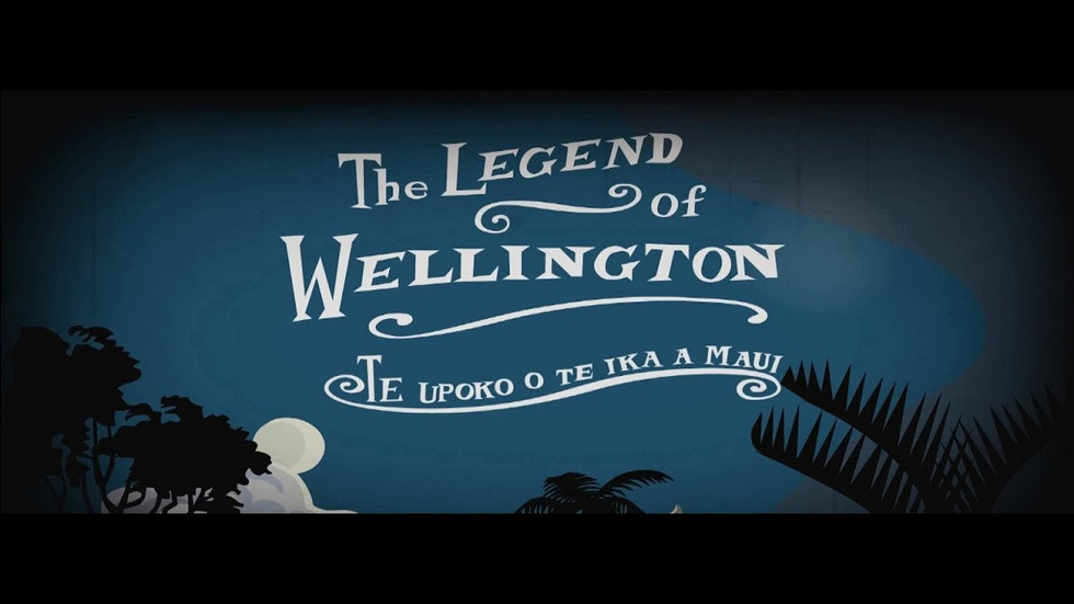 Wellington NZ - The Wellington Story