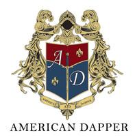 AMERICAN DAPPER LOGO