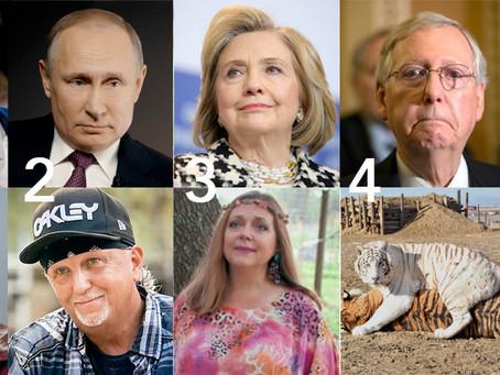 Five Ways Donald Trump is Just Joe Exotic in Hetero Drag