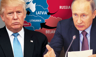 A Simple Equation: Putin + Trump = WWIII
