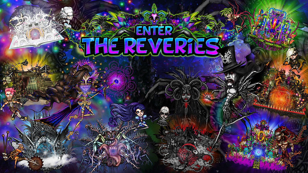 Enter the Reveries mobile game