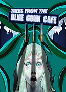 Tales from the Blue Gonk Cafe: volume III (horror/fantasy book)