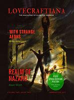 Lovecraftiana: Lammas Eve Edition 2017