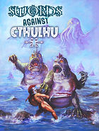Swords against Cthulhu II (Rogue Planet Press horror anthology)