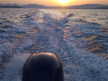 French Riviera Sunset Boat Tours Port of St Jean Cap Ferrat France