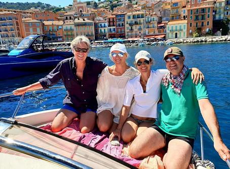 Riviera Boat Tours Perfect Start... Finally!!