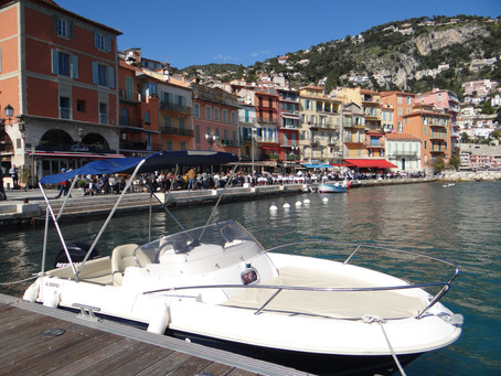 Riviera Boat Tours Services St Jean Cap Ferrat and The Whole of the French Riviera