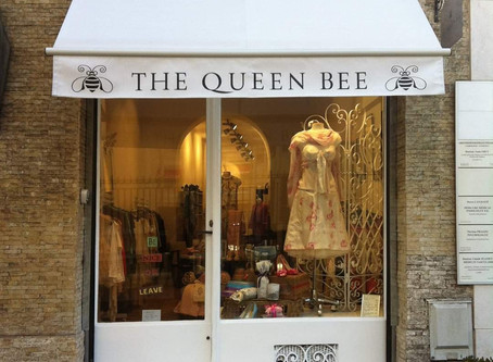 Monaco Glitz and Glamour With Katie Holmes of The Queen Bee Preloved Boutique Monaco