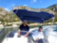 Boat Tour Eze