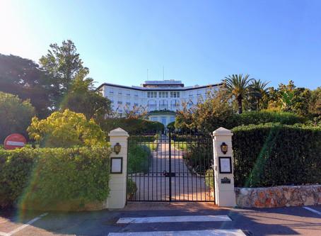 Four Seasons Grand Hotel Cap Ferrat French Riviera