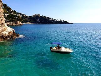 Cap Ferrat Boat tour