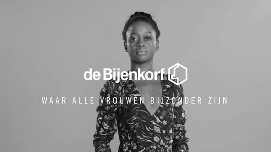 de Bijenkorf - A She Story | Michaela