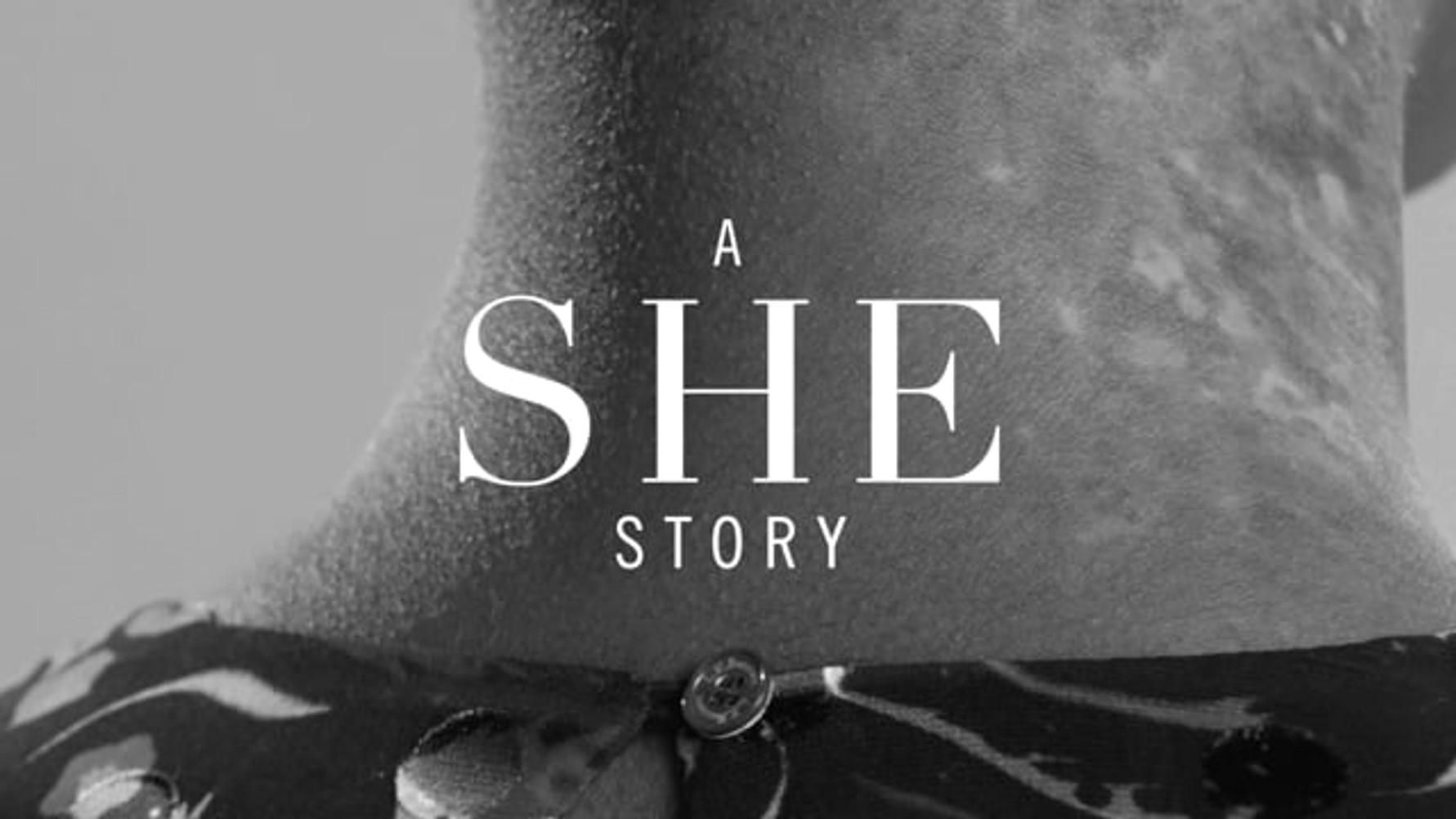 de Bijenkorf - A She Story