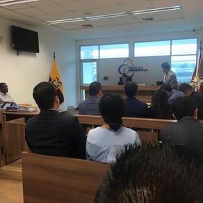 SE REANUDA AUDIENCIA DE ACCIÓN DE PROTECCIÓN EN EL CASO FURUKAWA