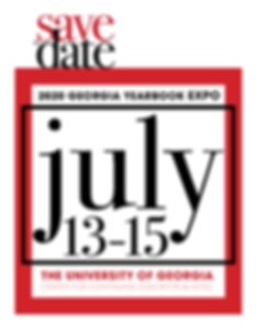 2020 Georgia Yearbook EXPO July 13-15 -